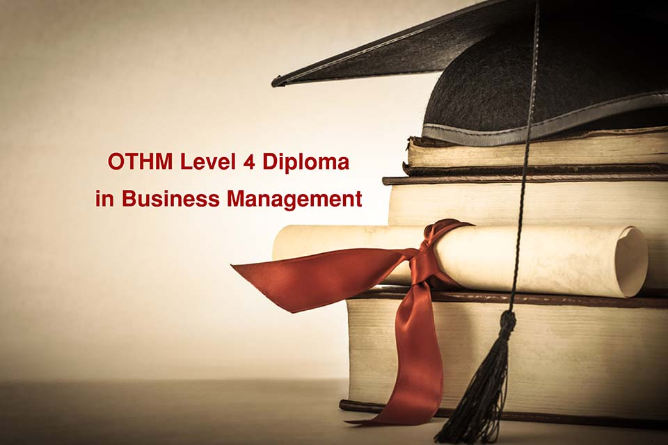 Training institutes in abu dhabi,hnc,OTHM Level 4 Diploma in Business Management